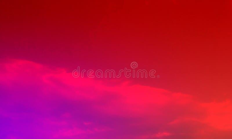 Abstrakte Rauchhuka auf einem schwarzen Hintergrund stockfoto
