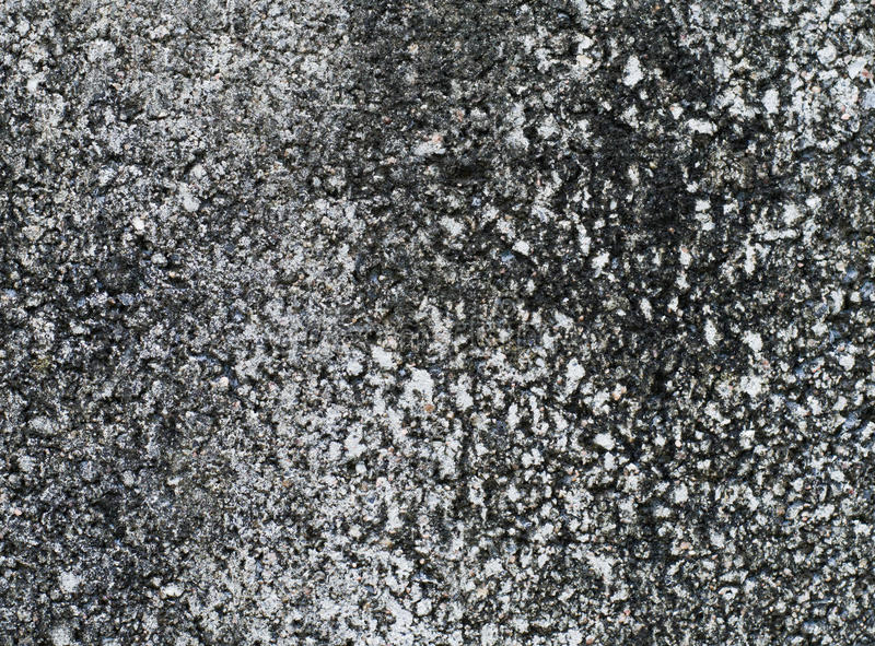 Abstrakte raue Schwarzweiss-Betonmauerbeschaffenheit/-hintergrund lizenzfreie stockfotos