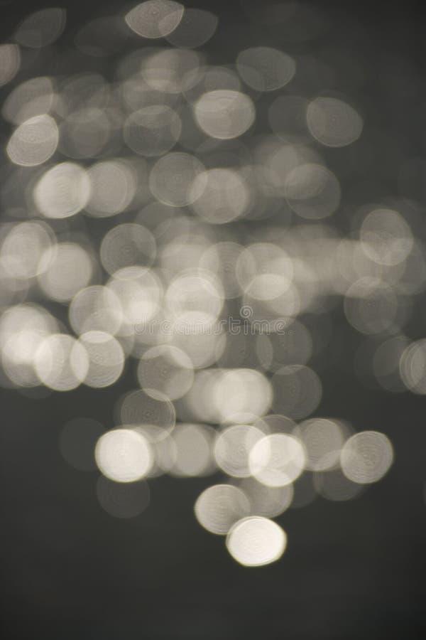 Abstrakte Reflexionen stockbild