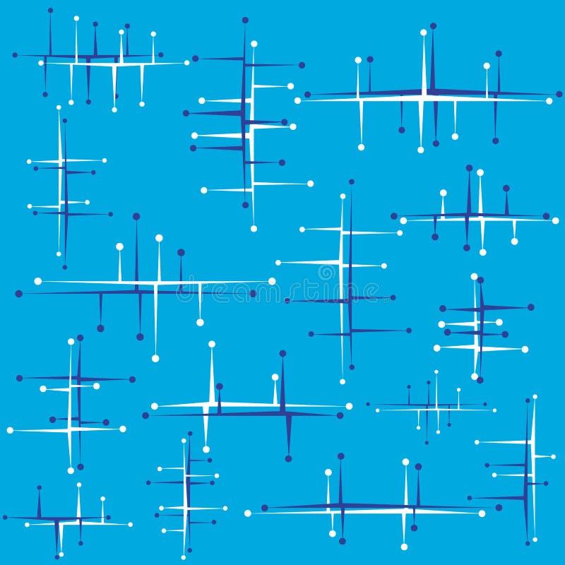 Abstrakte Retro- Auslegung vektor abbildung