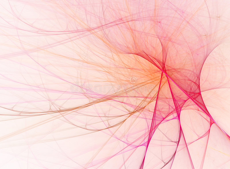 Abstrakte rosafarbene Auslegung vektor abbildung