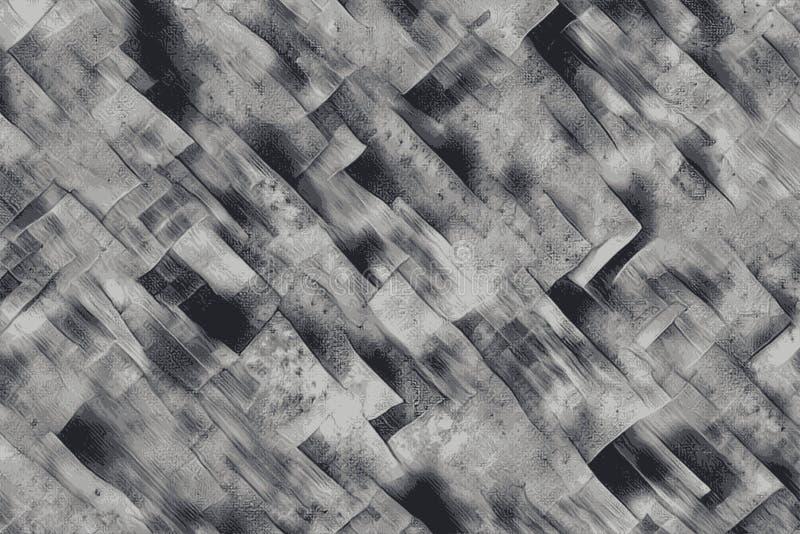Abstrakte Schmutzbeschaffenheitsnachahmungskeramikfliesen oder -steine lizenzfreie abbildung