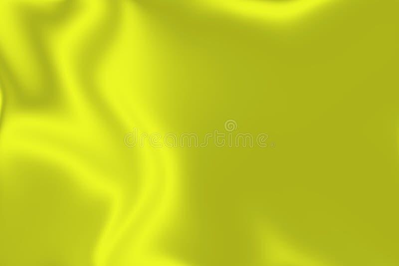 Abstrakte Seide stock abbildung