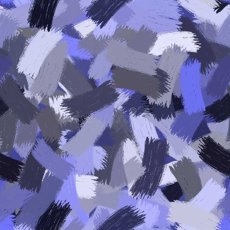 Abstrakte Squiggles lizenzfreie abbildung