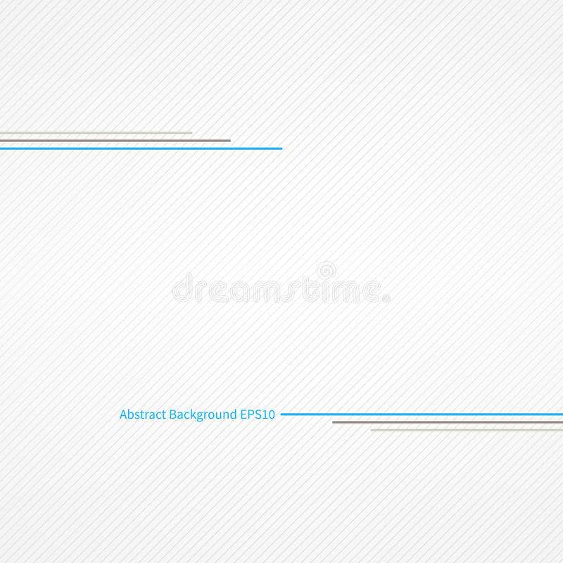 Abstrakte Vektorlinie Hintergrund Zeilen Muster Illustration für Geschäftsdarstellung, vermarktendes Projekt, Konzept, Text, Zita stock abbildung