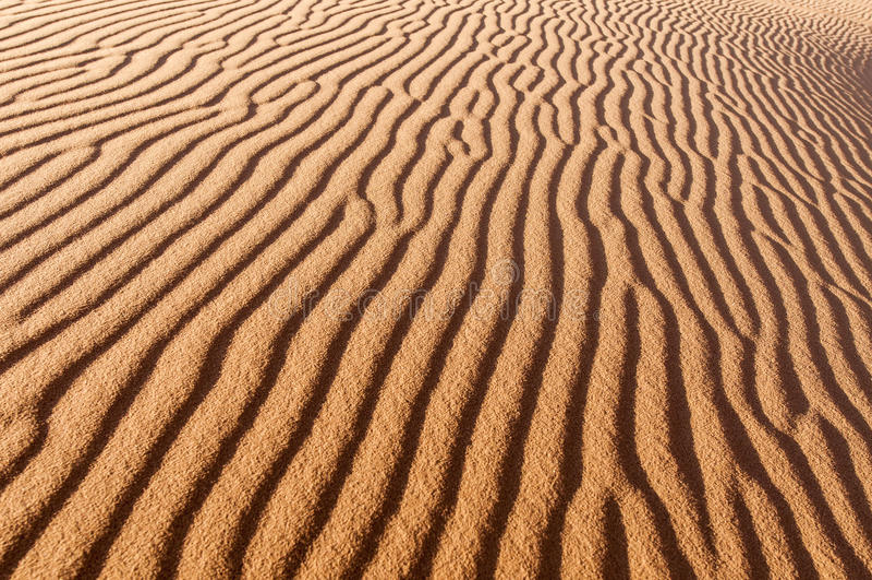 Abstrakte Wüste lizenzfreies stockfoto