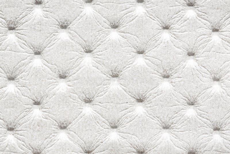 Abstrakte weiße Hintergrundbeschaffenheit des alten natürlichen Luxusleders Geometrischer Musterentwurf der heiligen Geometrie lizenzfreies stockfoto