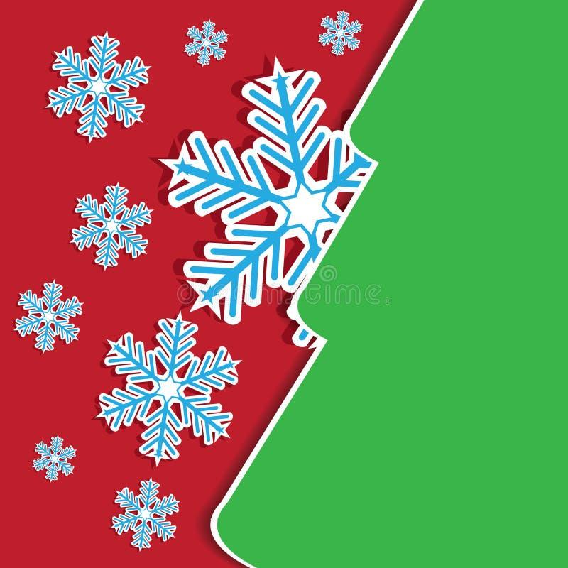 Download Abstrakte Weihnachtsfeiertags-Grußkarte Vektor Abbildung - Illustration von schimmer, vorabend: 26365253