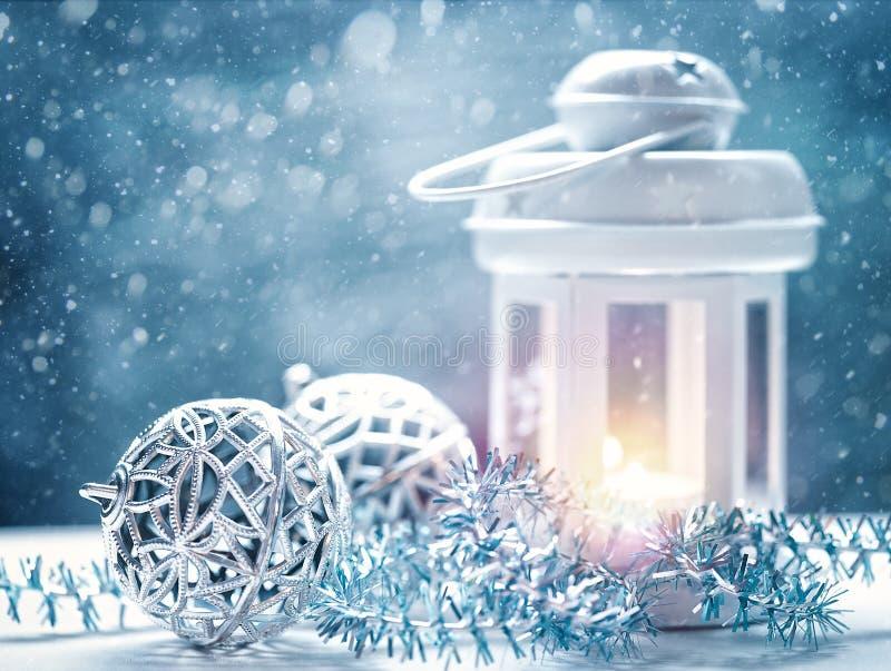 Abstrakte Weihnachtshintergründe stockbild