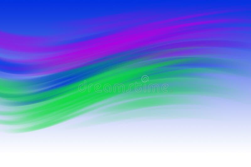 Download Abstrakte Welle. stock abbildung. Illustration von dekoration - 12203186