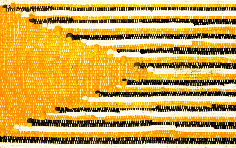 Abstrakte Wolldecke stockbild