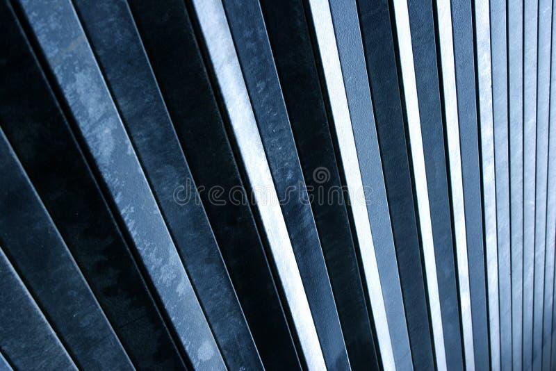 Abstrakte Zeilen stockfotografie