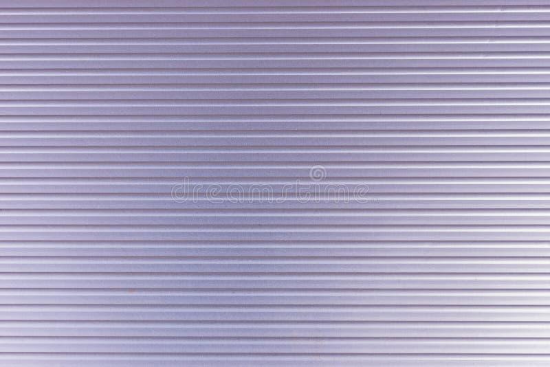 Abstrakter Aluminiumhintergrund der hellgrauen Beschaffenheit stock abbildung