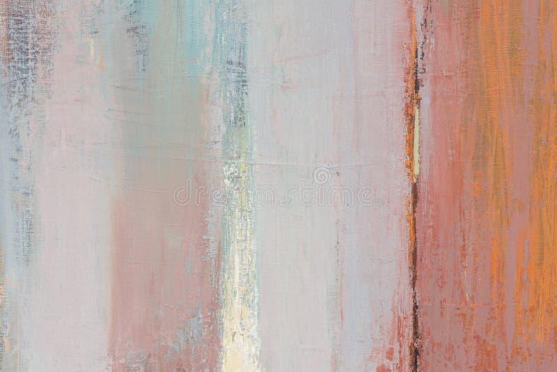 Abstrakter Anstrich Entworfenes Beschaffenheitsacryl auf dem Substrat, Hintergrund stockfotos