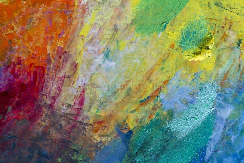 Abstrakter Aquarellhintergrund lizenzfreie stockfotografie
