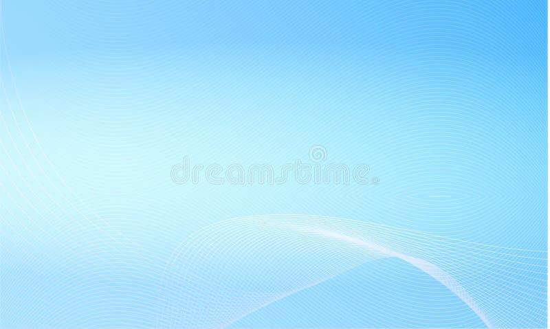 Abstrakter Auslegunghintergrund Stockfotografie