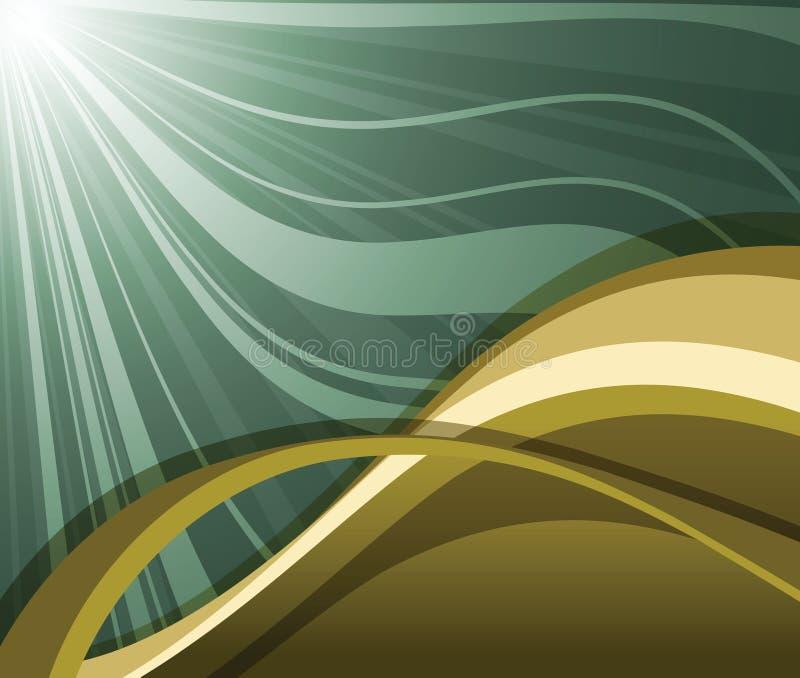 Download Abstrakter Auslegunghintergrund Vektor Abbildung - Illustration von leuchte, auslegung: 9080725