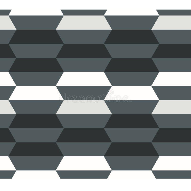 Download Abstrakter Bau Blockiert Nahtloses Muster Vektor Abbildung - Illustration von korporativ, optisch: 106804795