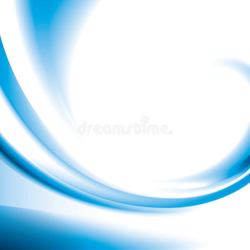Abstrakter Bewegungs-Hintergrund vektor abbildung