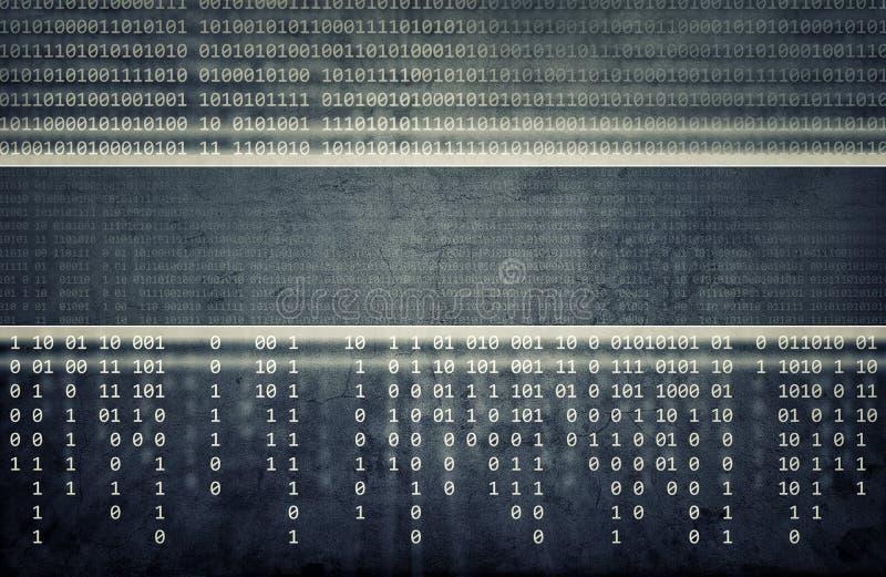 Abstrakter Technologiehintergrund lizenzfreie stockbilder