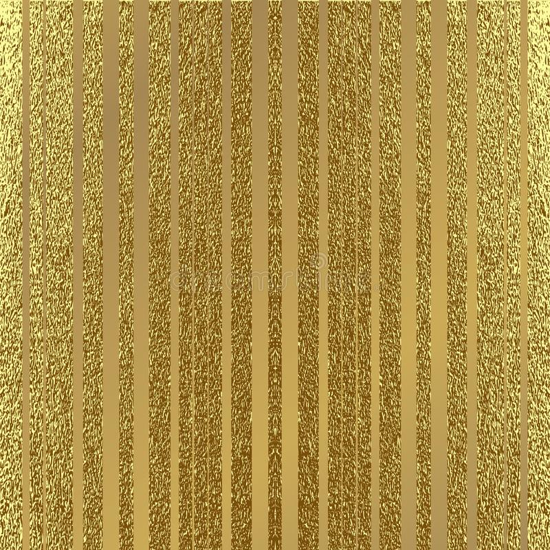 Abstrakter Blumenhintergrund Abstrakter goldener Hintergrund Auch im corel abgehobenen Betrag vektor abbildung