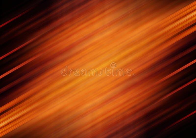 Abstrakter bunter Geschwindigkeitshintergrund mit Linien lizenzfreie abbildung