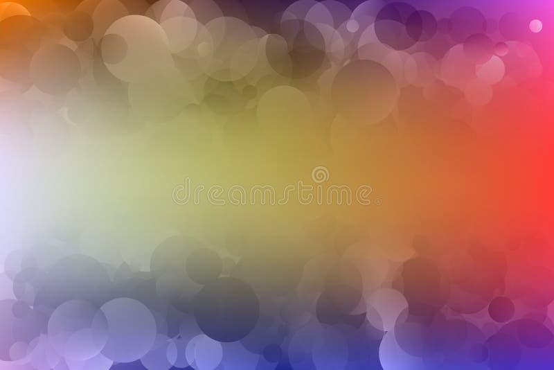 Abstrakter bunter Hintergrund stockfotos