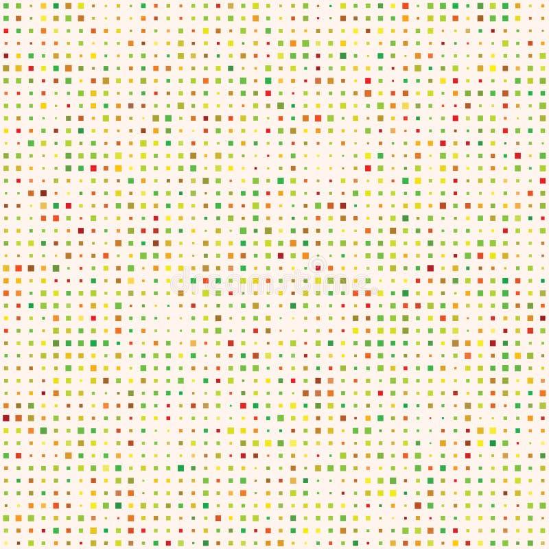 Abstrakter bunter Technologie-Hintergrund stock abbildung