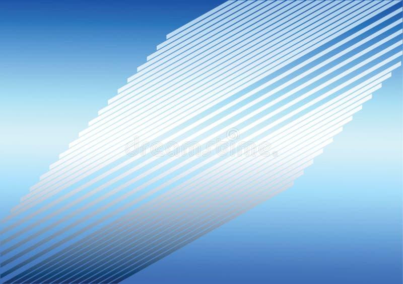 Abstrakter diagonaler Hintergrund. lizenzfreie abbildung