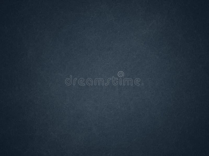 Abstrakter dunkelblauer Schmutzhintergrund lizenzfreie stockbilder