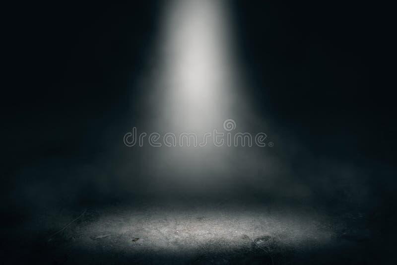 Abstrakter dunkler Hintergrund lizenzfreie abbildung