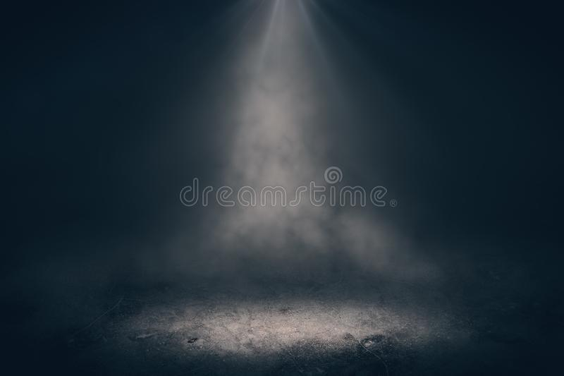 Abstrakter dunkler Hintergrund stock abbildung