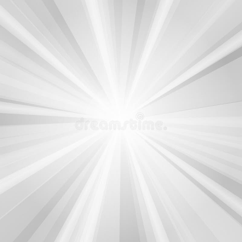 Abstrakter dynamischer grauer Hintergrund Vektor stock abbildung
