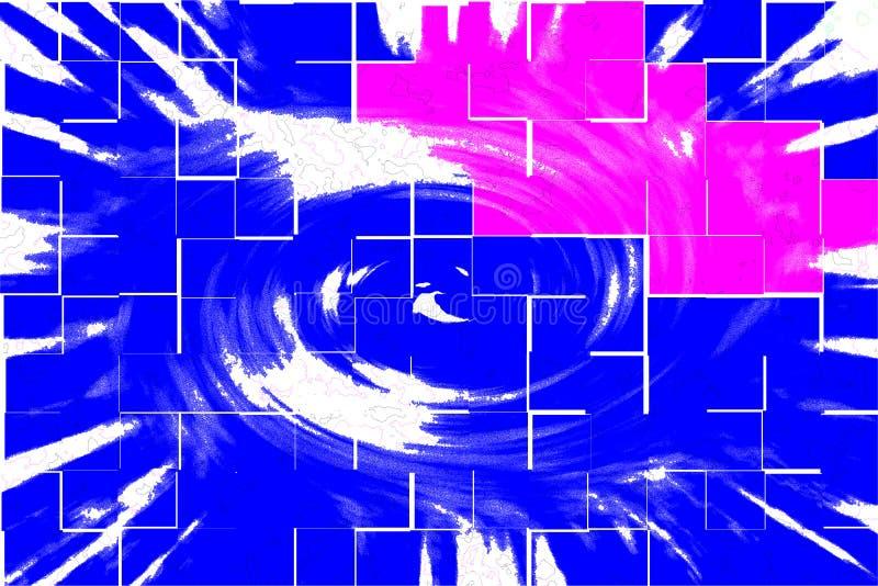 Abstrakter eleganter Hintergrund Abstraktes Muster Anwendbar für Entwurfsabdeckung, Darstellung, Einladung, Flieger, Jahresberich stock abbildung