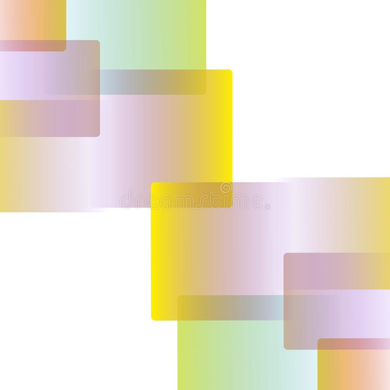 Abstrakter Farbehintergrund stockfoto