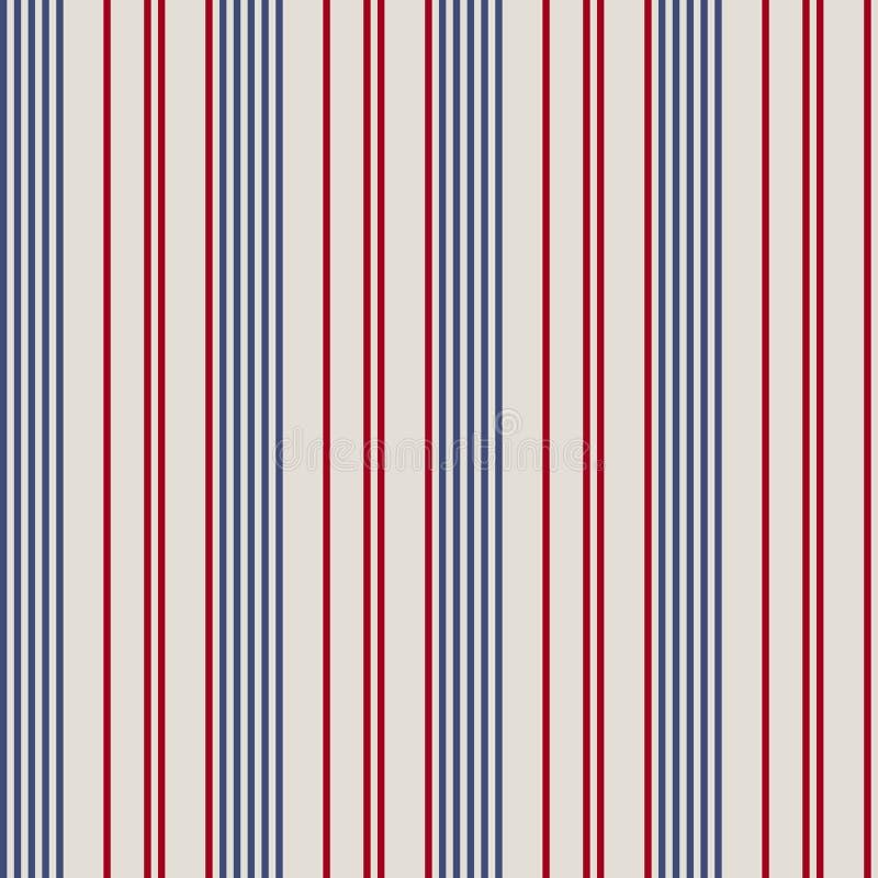 Abstrakter Farbusa-Artstreifen, abstrakter Hintergrund von farbigen vertikalen Linien vektor abbildung