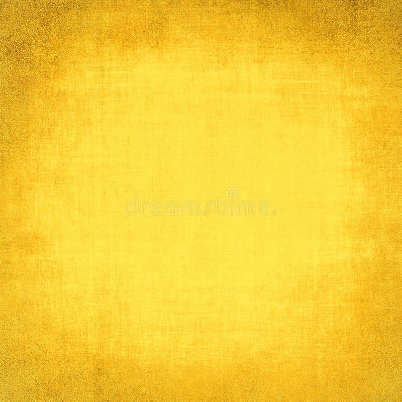 Abstrakter gelber Designhintergrund vektor abbildung