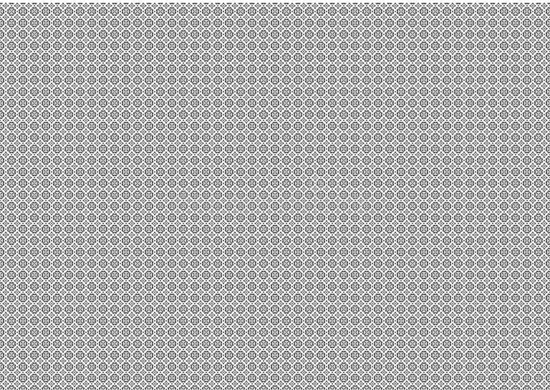 Abstrakter geometrischer Art Background Pattern Texture vektor abbildung