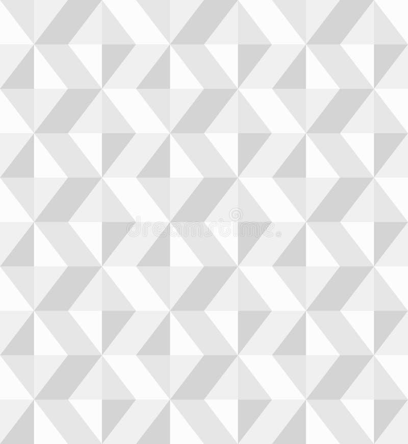 Abstrakter geometrischer Hintergrund stock abbildung