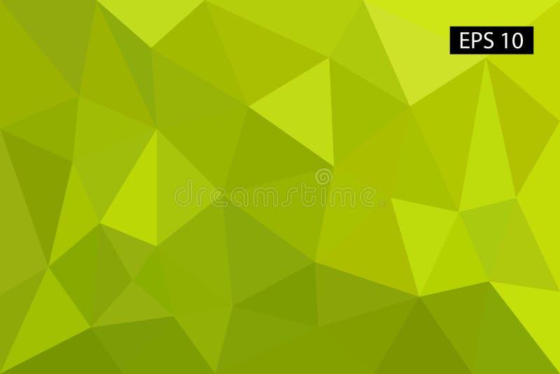 Abstrakter geometrischer Hintergrund, Vektor von den Polygonen, Dreieck, Vektorillustration, Vektormuster, dreieckige Schablone lizenzfreie stockfotos