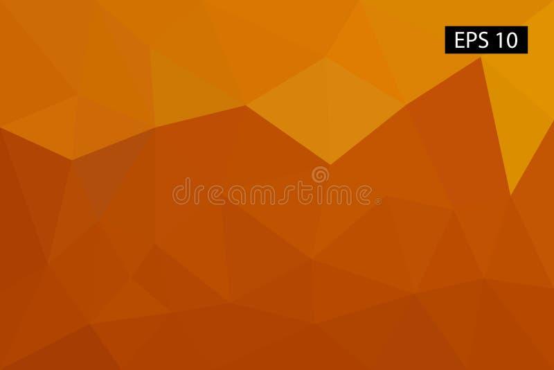 Abstrakter geometrischer Hintergrund, von den Polygonen, Dreieck, Illustration, Muster, dreieckige Schablone, geometrisch stockbilder