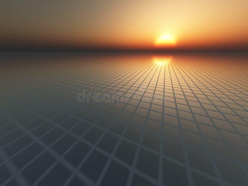 Abstrakter Geschäfts-Hintergrund vektor abbildung