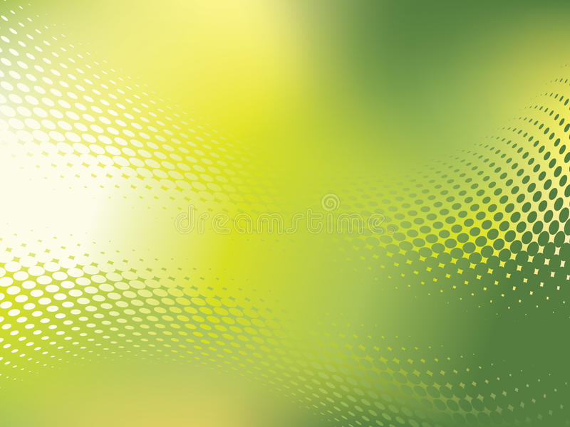 Abstrakter Geschäftshintergrund mit Halbtonbild vektor abbildung