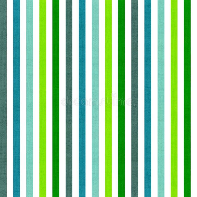 Abstrakter gestreifter quadratischer Hintergrund stock abbildung
