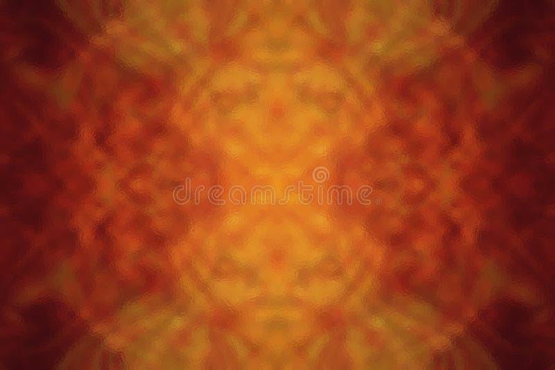 Abstrakter Glasbeschaffenheitshintergrund, Musterschablone der grafischen Kunst mit copyspace lizenzfreie abbildung