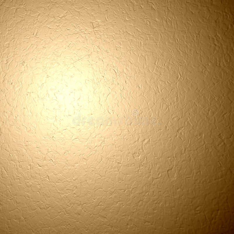 Abstrakter Goldmetallhintergrund stockfotos