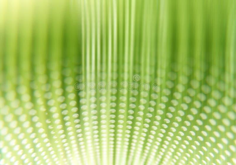 Abstrakter grüner Hintergrund stock abbildung