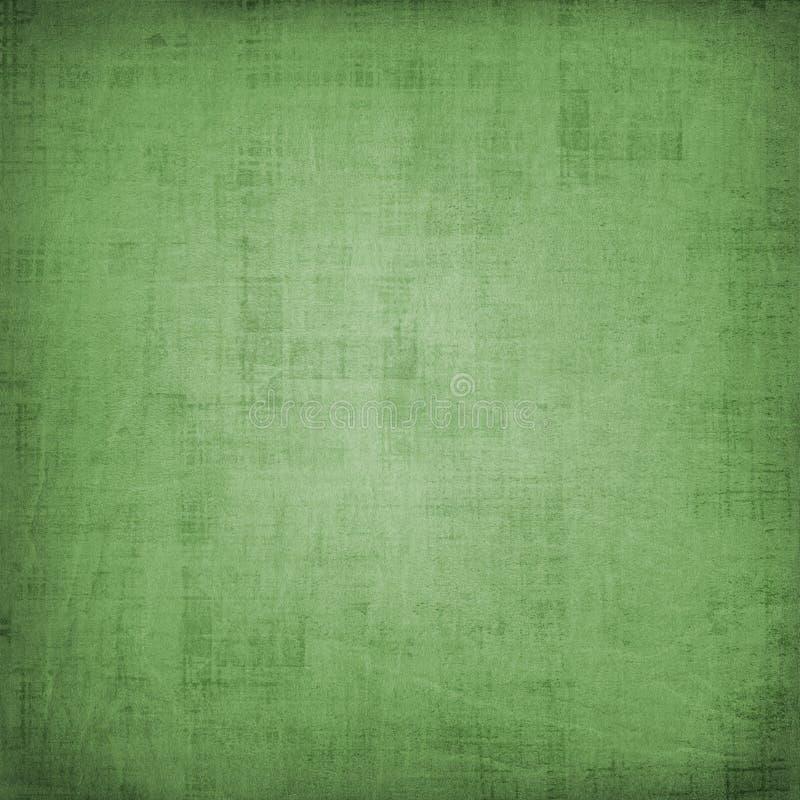 Abstrakter grüner schäbiger Hintergrund vektor abbildung