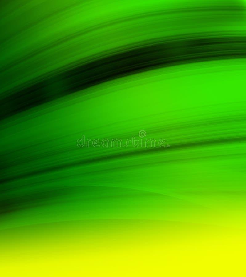 Abstrakter grüner strukturierter Hintergrund vektor abbildung