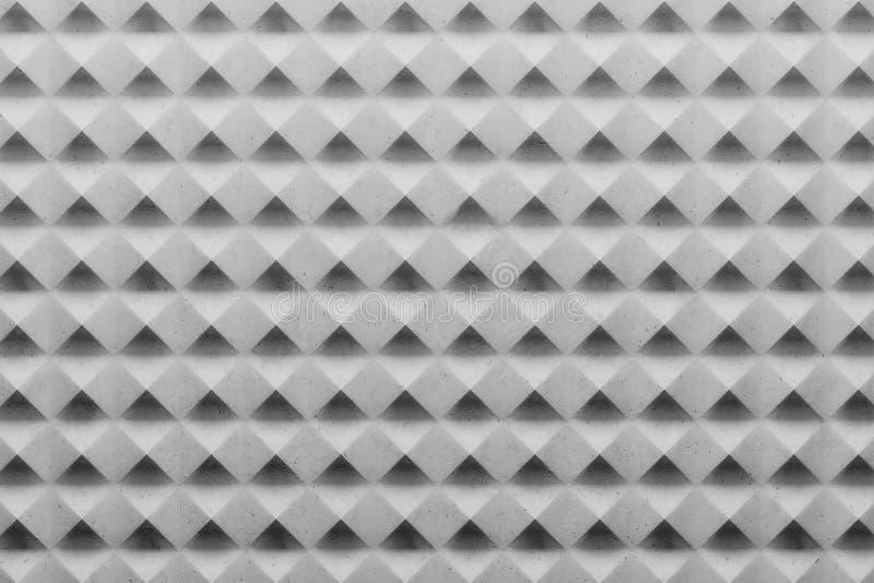 Abstrakter grauer Fliesenhintergrund lizenzfreie abbildung